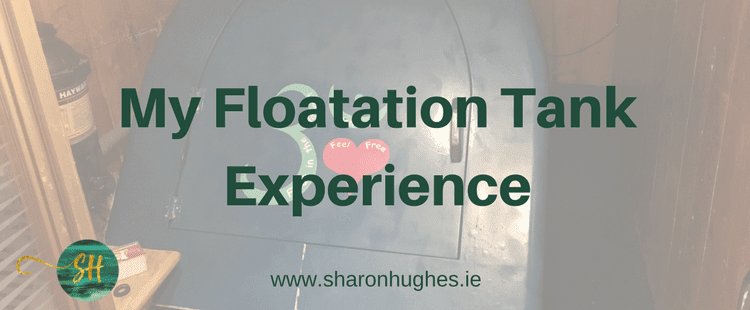 My experience Floating to Relax