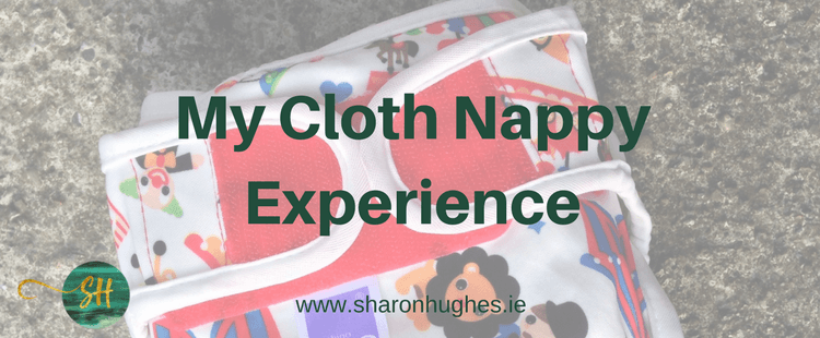 My experience using cloth nappies in Ireland