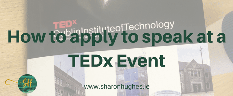 Top Tips for applying to be a TEDx Speaker
