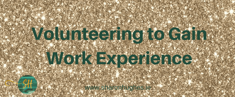 Volunteering as Work Experience