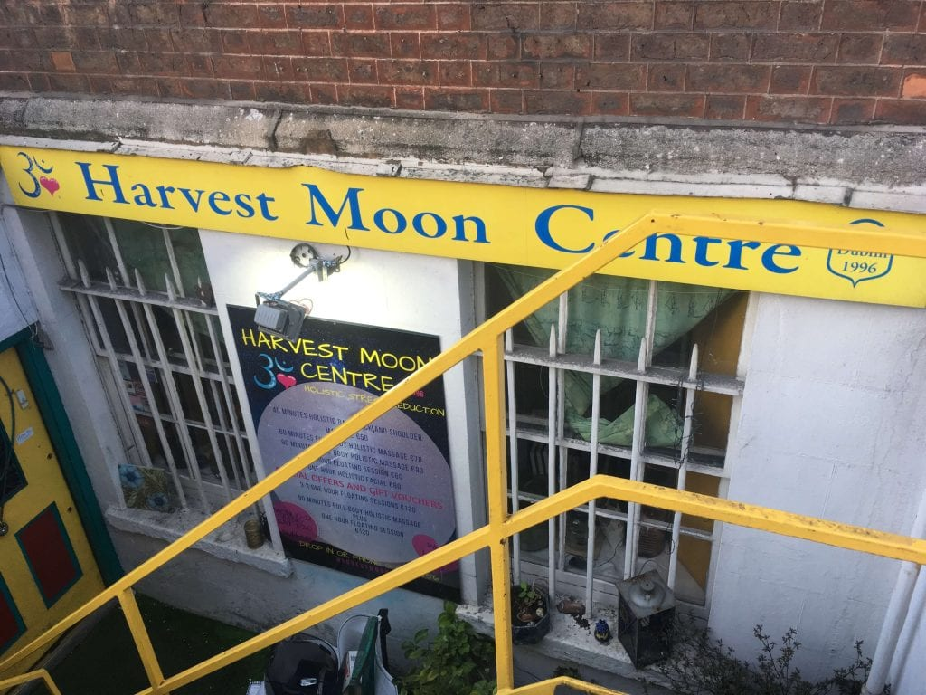 Harvest Moon Centre Where I go floating in Dublin