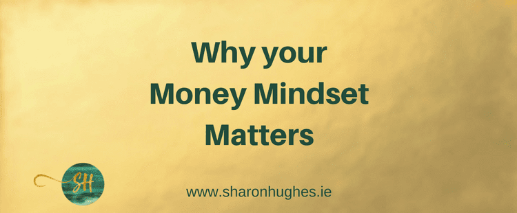How you think about money will absolutely effect how you act with money.