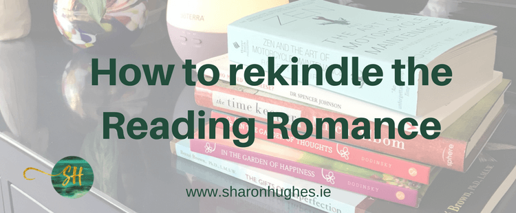 How to rekindle your Reading Romance